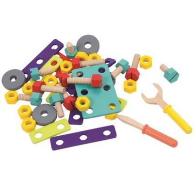 Boikido Jeu de construction : Accessoires de Bricolage 40 pièces