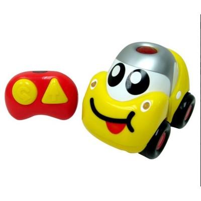 Bloomy Mon premier véhicule télécommandé : jaune