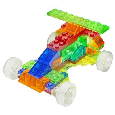 Laser Pegs briques de construction : voiture 4 en 1 - 51 pièces