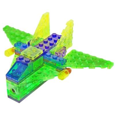 Laser Pegs briques de construction : avion 4 en 1