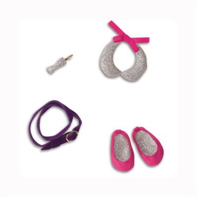 Corolle Vêtement pour chéries : accessoires paris en fête