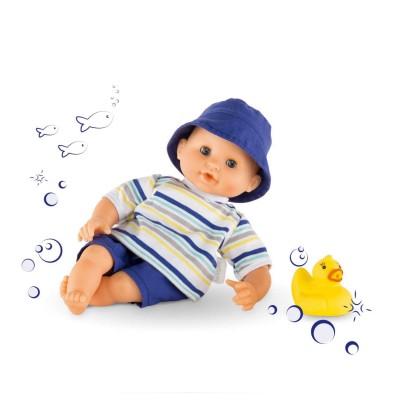 Corolle Poupon Mon Premier Corolle : Bébé bain garçon