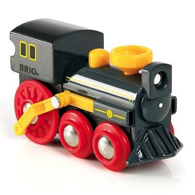 Brio Train Brio : Grande locomotive à vapeur