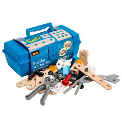 Brio Boîte à outils Builder : 48 pièces