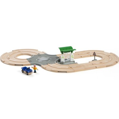 Brio Train brio : circuit circulation en ville