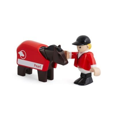 Brio Cavalière et son cheval
