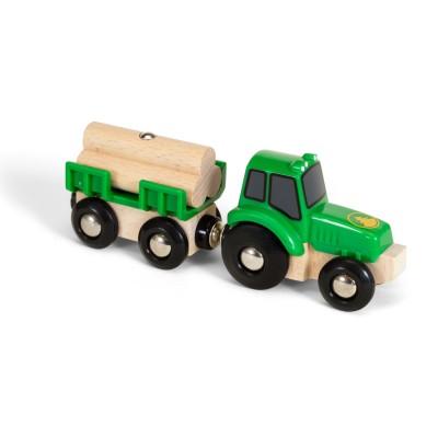 Brio Tracteur et remorque