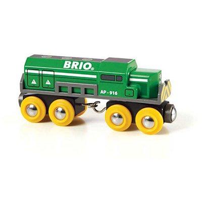 Brio Train Brio : Locomotive de marchandises
