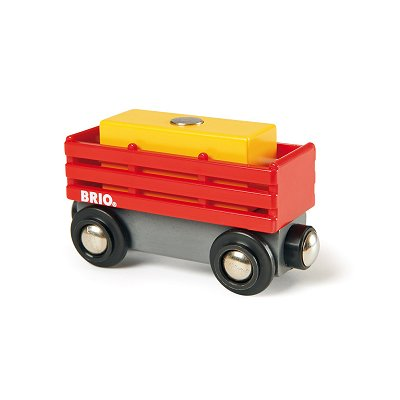 Brio Train Brio : Wagon agricole