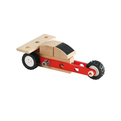 Brio Mini dragster Brio en bois à construire