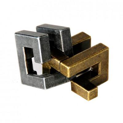 Hanayamatoys Casse-tête en métal Coil
