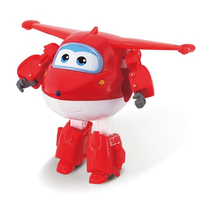 Auldey Toys figurine super wings : transforming jett