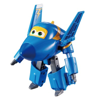 Auldey Toys figurine super wings : transforming jerome