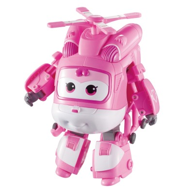 Auldey Toys figurine super wings : transforming dizzy