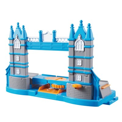 Auldey Toys playset super wings : tower bridge traffic control et paul