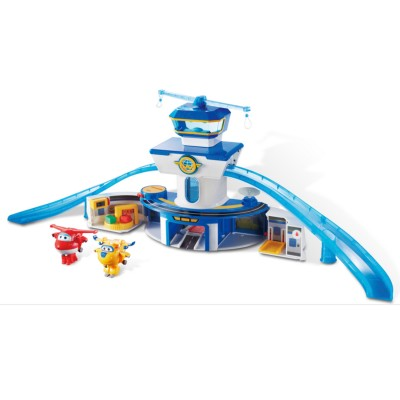 Auldey Toys Véhicules Super Wings : Grand aéroport
