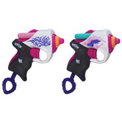 Nerf Pack duo 2 pistolets Nerf Rebelle