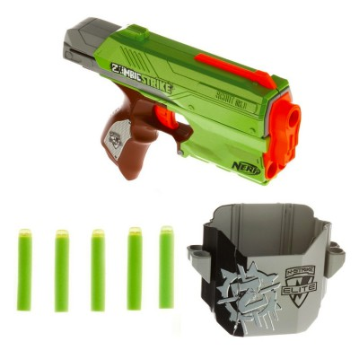 Nerf Pistolet Nerf N-Strike Elite Zombie Sidestrike