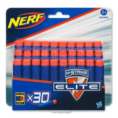 Nerf Recharges x30 : Nerf Elite