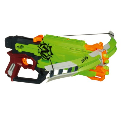 Nerf Arbalète nerf n-Strike elite zombie strike : crossfire bow
