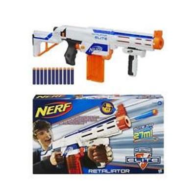 Nerf Pistolet Nerf N-Strike Elite Retaliator 4 en 1