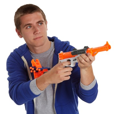 Nerf Pistolet Nerf N-Strike Elite : Sharpfire