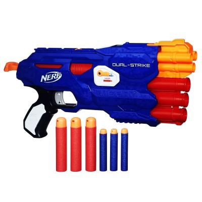 Nerf Pistolet nerf elite dual-Strike