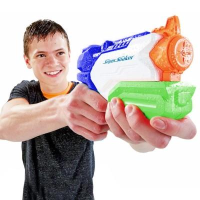 Nerf Pistolet à eau nerf super soaker : micro burst 2