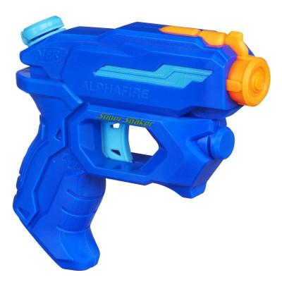 Nerf Pistolet à eau nerf supersoaker : alphafire