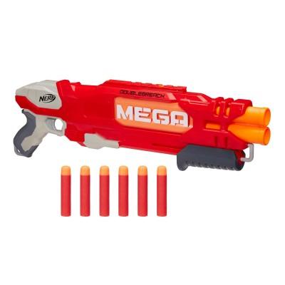 Nerf Fusil nerf n-Strike mega : doublebreach
