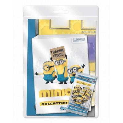 Topps Cartes à collectionner Les Minions : Kit de démarrage