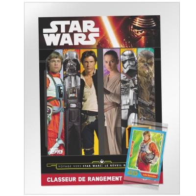 Topps Cartes à collectionner Star Wars : Kit de démarrage