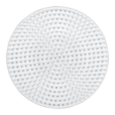 Hama Plaque pour perles à repasser Hama Midi : Plaque moyenne ronde