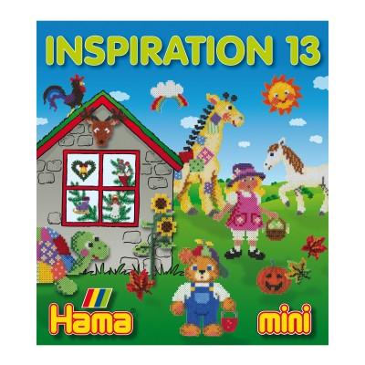 Hama Perles à repasser Hama Mini : Livre d'inspiration 13