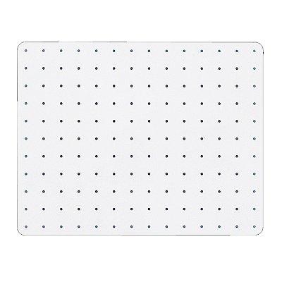 Hama Jeu de clous maxi pions hama : grille pour 154 maxi pions