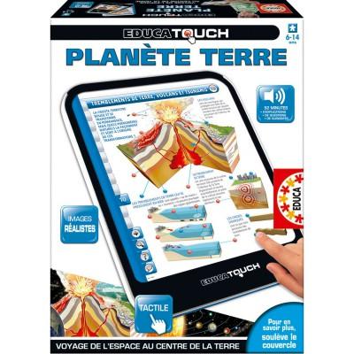 Educa EducaTouch Planète Terre