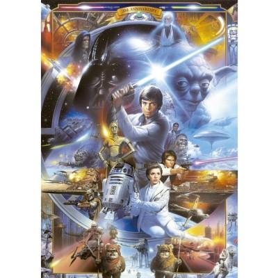 Educa Puzzle 500 pièces : star wars