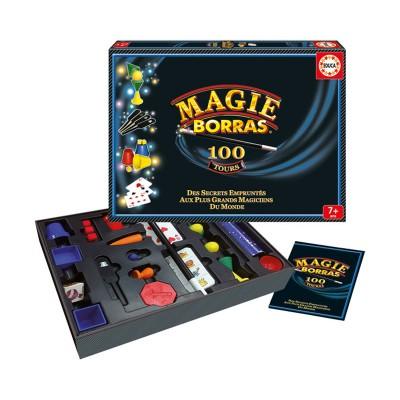 Educa Coffret de magie : magie borras 100 tours