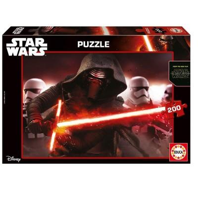 Educa Puzzle 200 pièces : star wars vii le réveil de la force