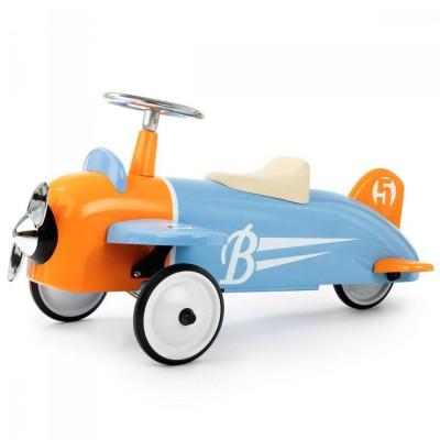 Baghera Porteur speedster avion sky blue