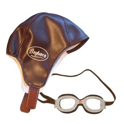 Baghera Set de course : bonnet et lunettes