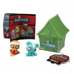 Zomlings : Maison + 2 figurines