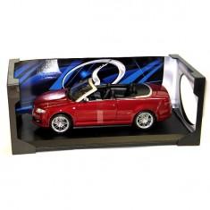 Modèle réduit - Audi RS4 Cabriolet - Echelle 1/18 : Rouge