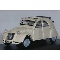 Modèle réduit - Citroën 2 CV Decapotee (1952) - Edition spéciale - Echelle 1/18