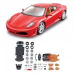 Modèle réduit à assembler - Ferrari F430 - Collection Assembly line - Echelle 1/24 : Rouge