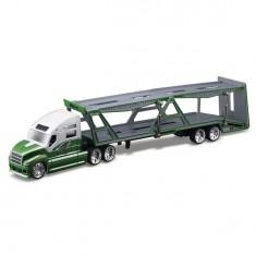 Modèle réduit - Camion de transport Allstars - Echelle 1/64 : Vert