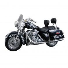 Modèle réduit de moto Harley-Davidson : FLHRSEI CVO custom : Echelle 1/18