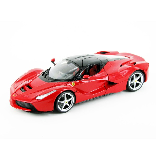 mod le r duit de voiture de sport laferrari ferrari echelle 1 24 jeux et jouets maisto. Black Bedroom Furniture Sets. Home Design Ideas