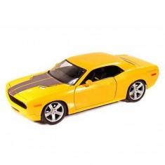 Modèle réduit - Dodge Challenger Concept - Première Edition - Echelle 1/18 : Jaune