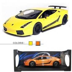 Modèle réduit Lamborghini Gallardo Superlegera Echelle 1/18 : Orange
